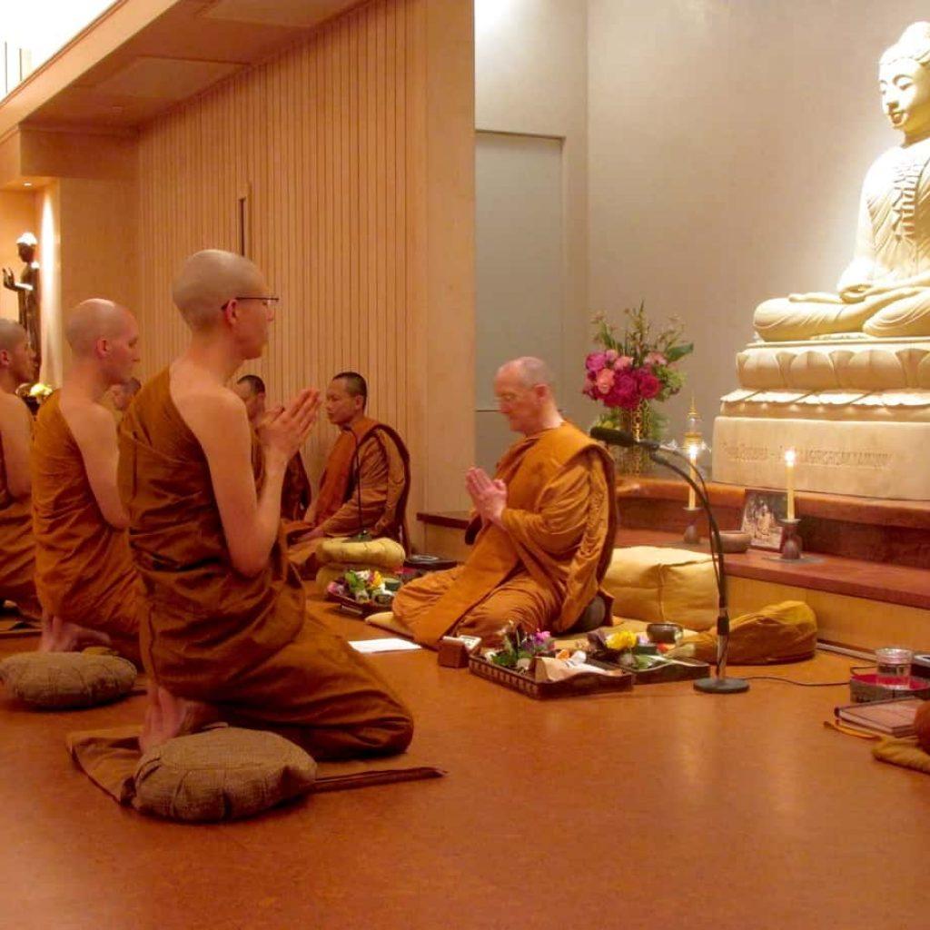 Abhayagiri Buddhist Monastery