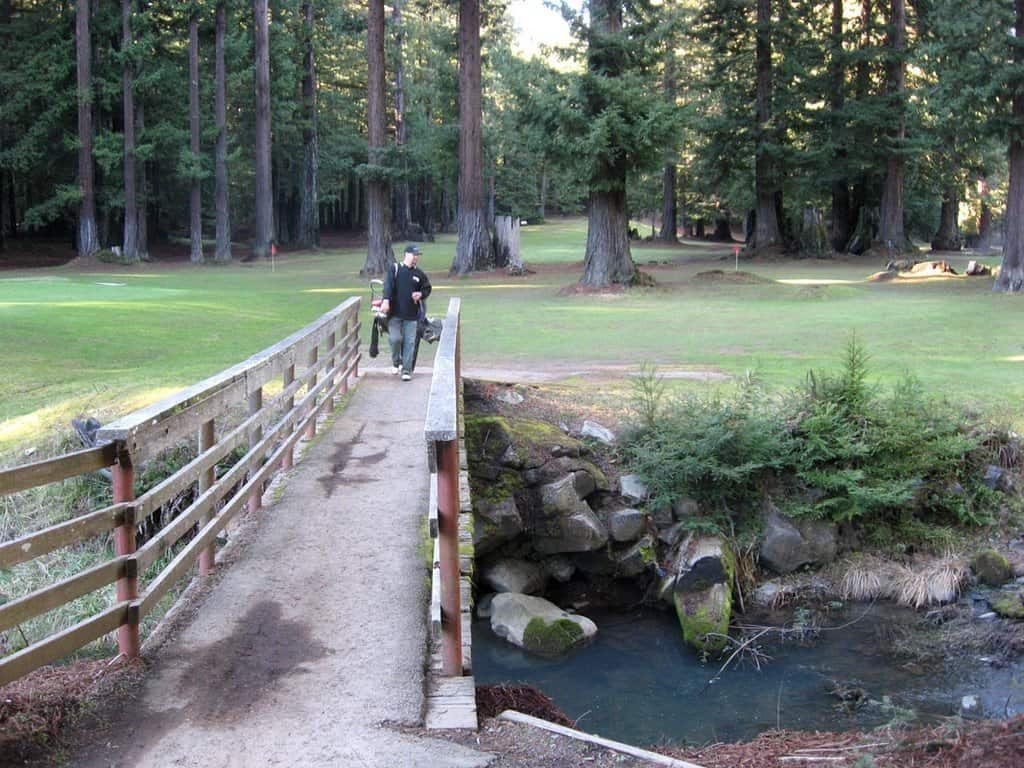 Brooktrails Golf Course