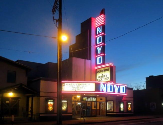 Noyo Theater