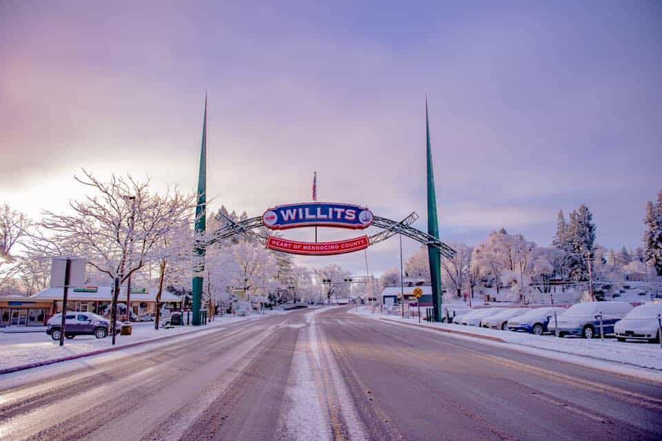 Things to do in willits ca