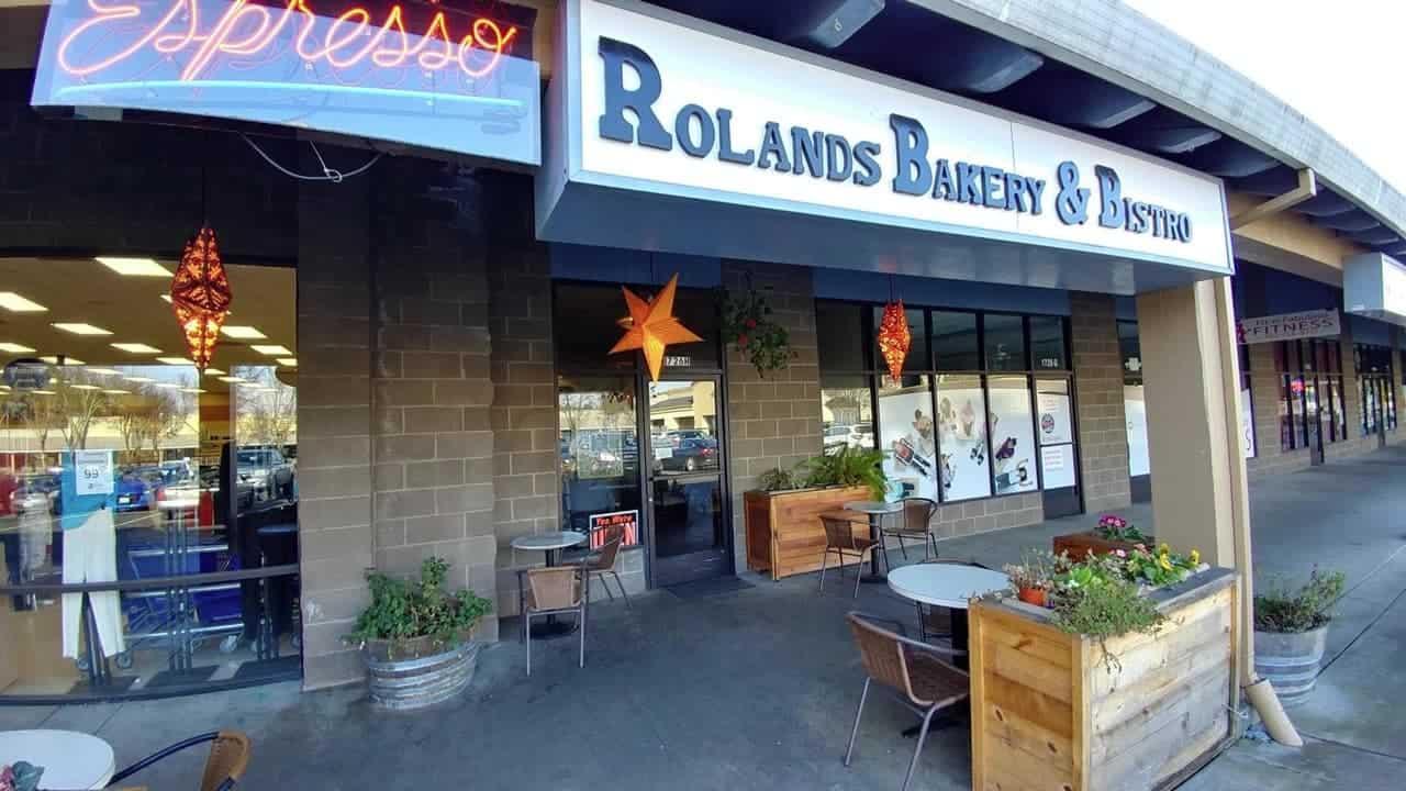 Roland's Bakery & Bistro