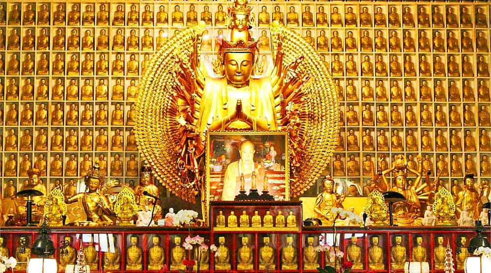 city of 10 000 buddhas - main
