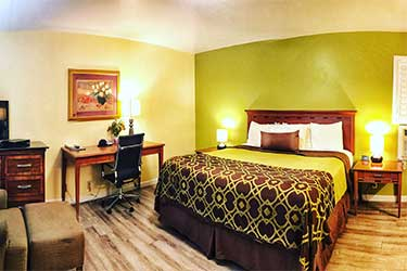 Willits Hotel - Rooms - One Bed